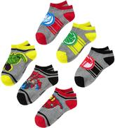 Gymboree Hero Ankle Socks 6-Pack