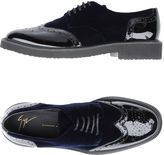 Giuseppe Zanotti Design Lace-up shoes