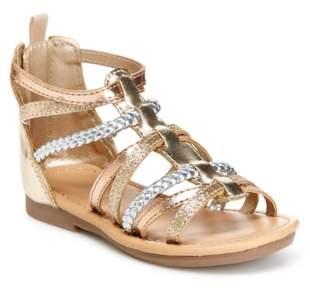Carter's Fenna Gladiator Sandal - Kids'