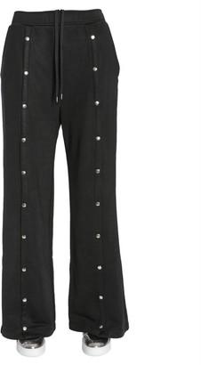 Alexander Wang Studded Wide Leg Trousers