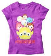 "Disney Girls' ""Tsum Tsum"" Graphic Tee"