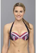 Lole Turquesa Halter/Bandeau Bikini Top