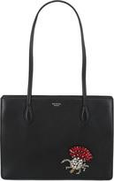 Rochas Medium Rivoli Embellished Nappa Bag