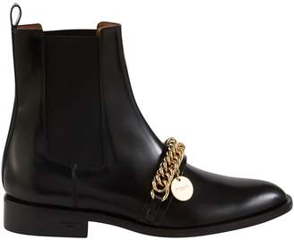 Givenchy Ankle boots with chain