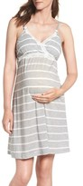 Belabumbum Women's Maternity/nursing Jersey Chemise
