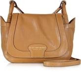 The Bridge Amazon Cognac Leather Shoulder Bag