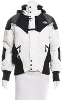 The North Face Long Sleeve Down Coat