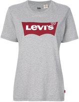 Levi's classic logo T-shirt - women - Cotton - S