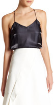 Tibi Flume Silk Lined Cami