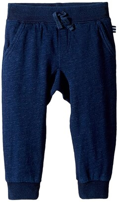 Splendid Littles Always Baby French Terry Indigo Jogger (Toddler/Little Kids) (Dark Stone Indigo) Boy's Casual Pants
