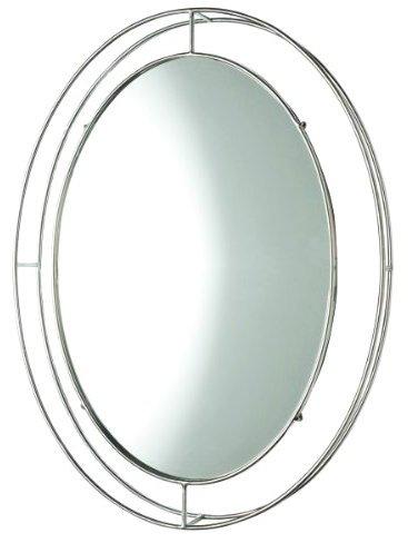 Lazy Susan Oval Mirror