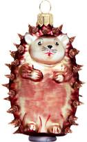 Christmas Shop Hedgehog Ornament