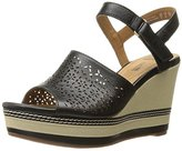 Clarks Women's Zia Graze Wedge Sandal
