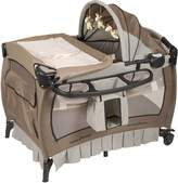 Baby Trend Deluxe Nursery Center, Haven Wood by
