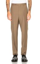 Lanvin Low Crotch Trousers