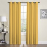 Eclipse Microfiber Blackout Window Curtain