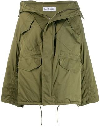 Balenciaga Swing workwear jacket
