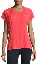The North Face Better Than Naked Short-Sleeve Training T-Shirt, Melon Red/Moonlight