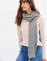Lines Knit Scarf