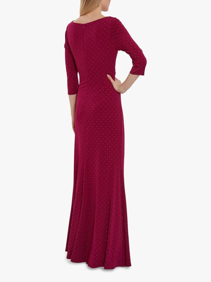 Thumbnail for your product : Gina Bacconi Samantha Maxi Dress