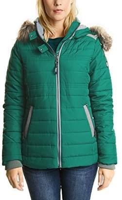 Cecil Women's Mat Mix Jacket,Small