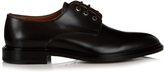 Givenchy Lace-up leather derby shoes