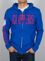 Junk Food Clothing Nba Los Angeles Clippers Half-time Hoodie-liberty-l