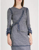 Roland Mouret Kirkham tweed jacket