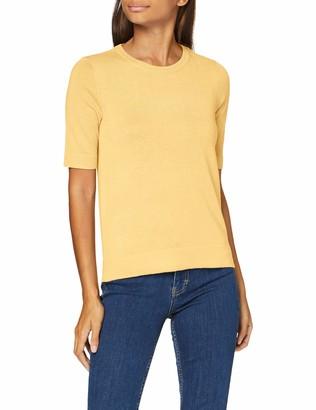 Vero Moda Women's VMFELICITY 2/4 O-Neck Blouse GA Boo T-Shirt