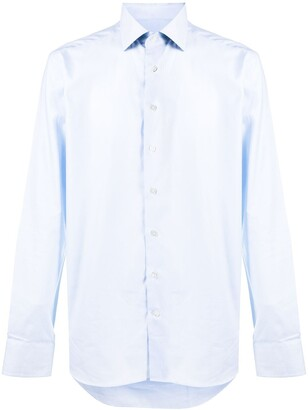 Etro Long-Sleeved Cotton Shirt