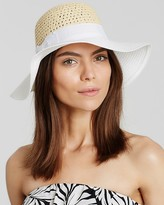 Bloomingdale's August Accessories Two Way Floppy Hat