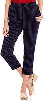 Soulmates Pinstripe Knit Pants