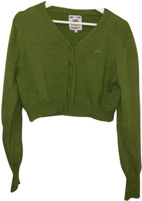 Unif Green Polyester Knitwear