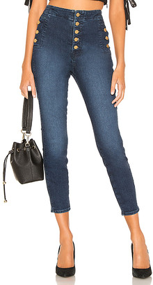 J Brand Natasha Sky High Crop Skinny. - size 28 (also