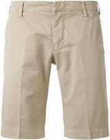Entre Amis tailored shorts - men - Cotton/Spandex/Elastane - 30
