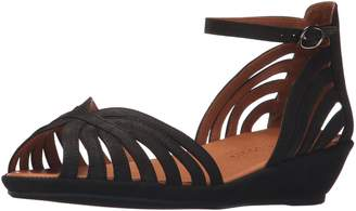 Gentle Souls Women's Leah Wedge Sandal