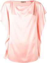 Emilio Pucci butterfly sleeve top - women - Viscose - 38