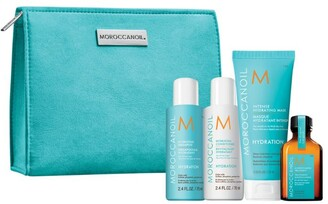 Moroccanoil Hydration Collection Travel Kit