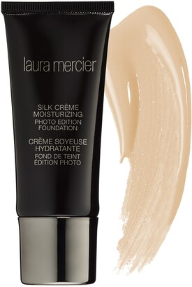 Laura Mercier Silk Creme Moisturizing Photo Edition Foundation