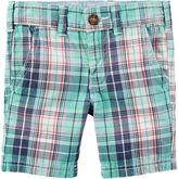 Carter's Plaid Shorts - Preschool Boys 4-7