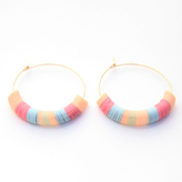 Franciscan Daily San Candy Sequins Earrings