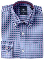 Tailorbyrd Twill Fuchsia Dress Shirt (Big Boys)