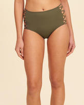 Hollister Strappy High-Waist Bikini Bottom