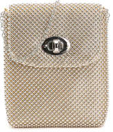 Jessica McClintock Ball Mesh Clutch - Women's