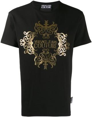 Versace baroque T-shirt
