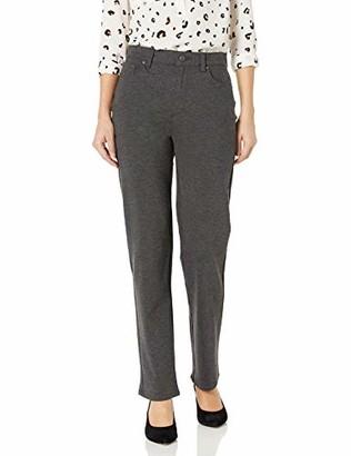 Gloria Vanderbilt Women's Amanda Ponte Knit Pant