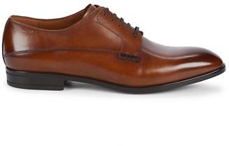 Bally Lantel Leather Blucher Shoes