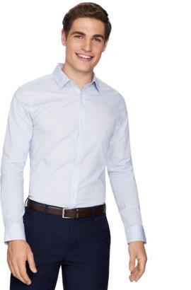 yd. Blue Apti Slim Dress Shirt