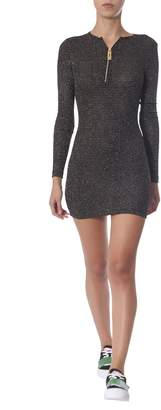 GCDS long sleeve dress