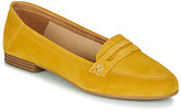 Tamaris women's Loafers / Casual Shoes in Yellow